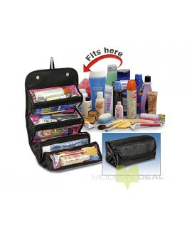 Roll Up Make Up Bag