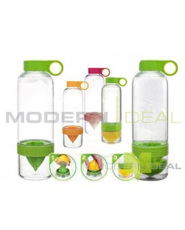 Water Bottle - Zinger GREEN