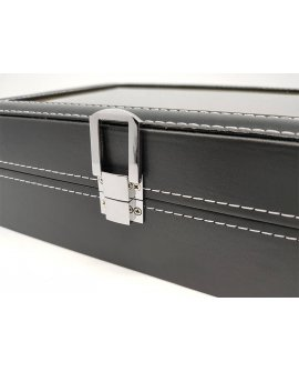 Watch Box Leather - 10 Slots