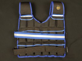 Training Vest 10kg Adjustable Weights