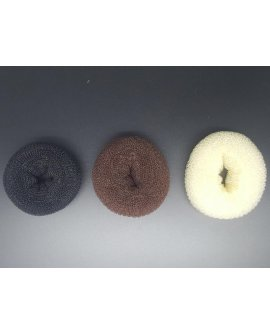 Donut Hair Sponge - Pack of 3