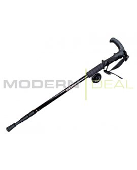 Hiking Stick 1.3m - BLACK