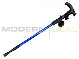 Hiking Stick 1.3m - BLUE