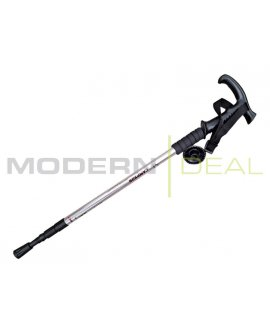Hiking Stick 1.3m - SILVER