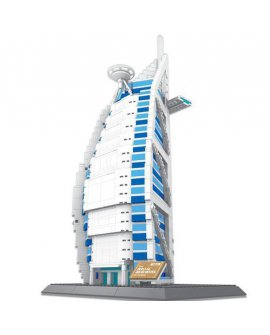 Building Block - Burj Al Arab Hotel