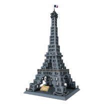 Building Block - Eiffel Tower