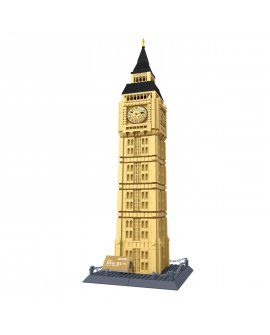 Building Block - Big Ben of London