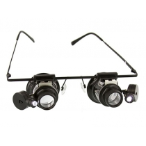 Hands-free Magnifying Glasses - Dual
