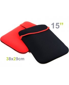 "15""/15.4""/15.6"" Neoprene Sleeve Laptop Case"