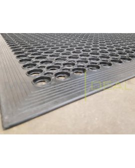 Anti Slip Rubber Mat Anti Fatigue Safety 150cm x 90cm