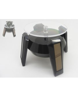 Rotating display stand - Solar x 2