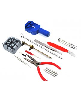 Watch Repair Tool Kit - 16pc
