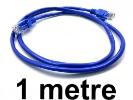 Ethernet Network Cable 1m