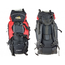 Outdoor Backpack 80L RED
