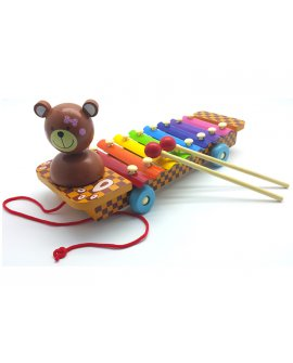 Xylophone - Bear on Wheels