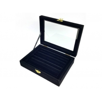 50 Slots Ring Display Box / Holder case