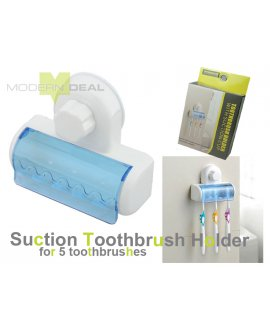 Toothbrush Holder / Rack - Suction