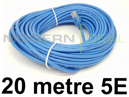 20m Ethernet Cat5e
