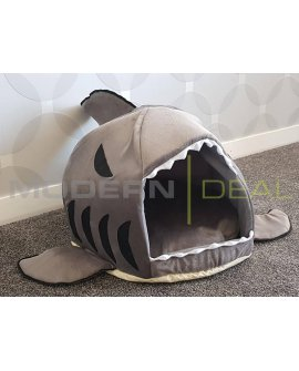 Pet Bed - Shark