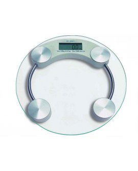 Bathroom Scale - Round