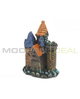 Fish Tank Ornament - Castle SMALL