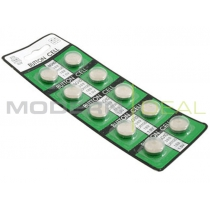 10x AG10 389 LR1130 SR1130 LR54 Button Battery