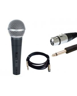 Microphone With Lead
