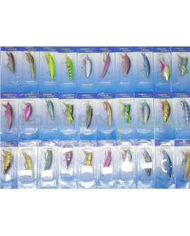 Fishing Lure Set - 30 Pieces