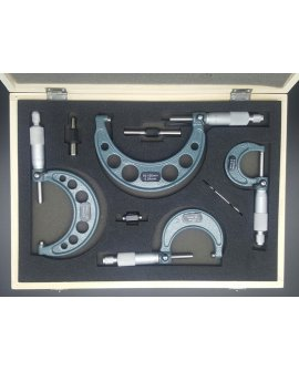 Micrometer 4pc SET  0-100MM