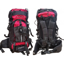 Backpack 55L RED