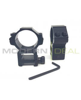 Scope Rings 20mm-28mm Rail