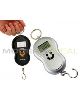Digital Hanging Luggage Fishing Scale 40Kg X 20g