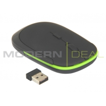Compact Wireless USB Notebook/Laptop Mouse