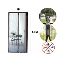 Magnetic Mesh Fly Screen