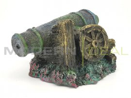 Fish Tank Ornament - CANNON