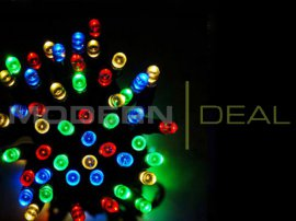 LED String Light 3m - Multicolour