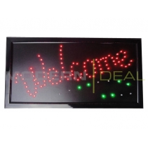 "LED ""WELCOME"" Sign"