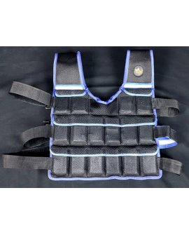 Weighted Vest 15kg Adjustable