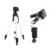 Camera Tripod 3-Section Extend with Flexible Foot