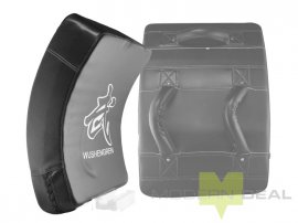 Curved Boxing Blocker - XXL Black