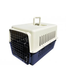 Airline Approved Pet Carrier - Medium Blue