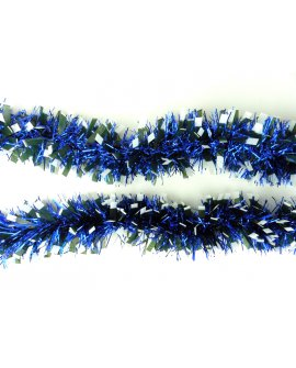 Tinsels - 10m FROSTED Blue