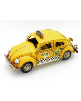 Bug Taxi Model Ornament