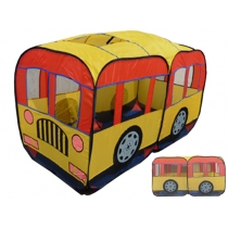 Pop-up Play Tent - Bus