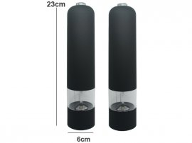 Electric Salt and Pepper Mill x 2