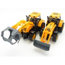Tractor Set B - Claw & Scoop