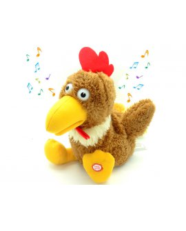 Silly Singing Dancing Chicken Toy