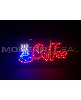 "LED Sign ""COFFEE"""