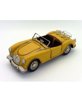 Convertible Sports Car Model Ornament