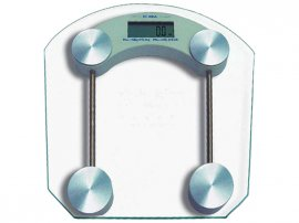 Bathroom Scale - Square